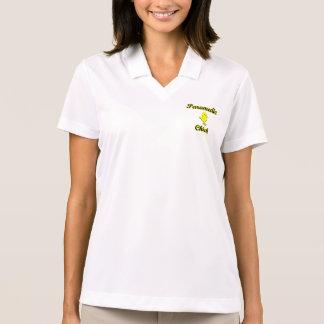 Paramedic Chick Polo Shirt