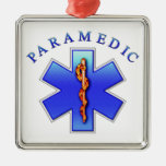paramedic christmas ornaments