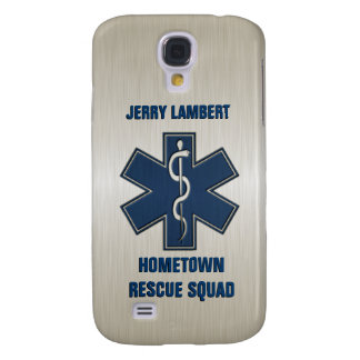 Paramedic Deluxe Name Template Galaxy S4 Case