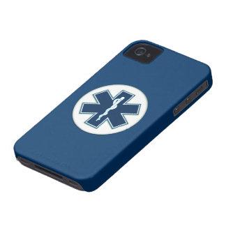 Paramedic EMT EMS iPhone 4 Case-Mate Case