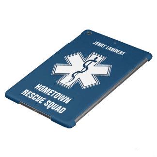 Paramedic EMT EMS Name Template iPad Air Case