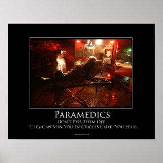 Paramedic Motivational Poster