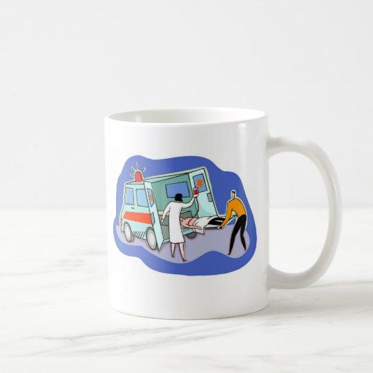 Paramedic - patient weight coffee mug