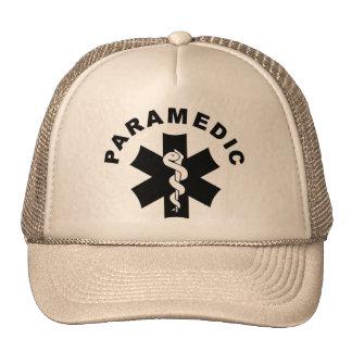 Paramedic Theme Cap