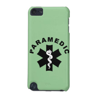 Paramedic Theme iPod Touch 5G Cases