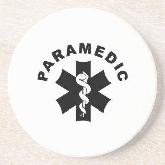 Paramedic Theme Drink Coaster