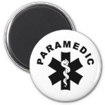 Paramedic Theme Fridge Magnet