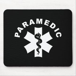 Paramedic Theme Mouse Pad