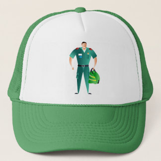 Paramedic Trucker Hat