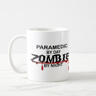 Paramedic Zombie Basic White Mug