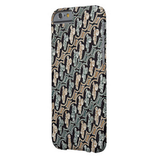 Parang Gendong Jamu Batik Barely There iPhone 6 Case