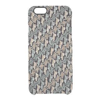 Parang Gendong Jamu Batik iPhone 6 Plus Case