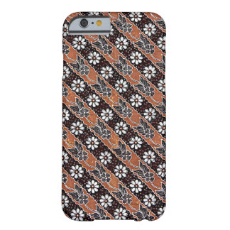 Parang Seling Kembang Batik Barely There iPhone 6 Case