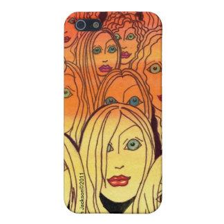 Paranoia / Speck Case iPhone 5/5S Case