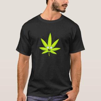 Paranoid Pot Leaf T-Shirt