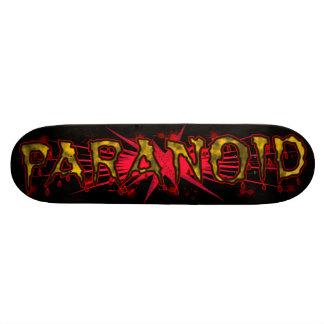 Paranoid Skateboards