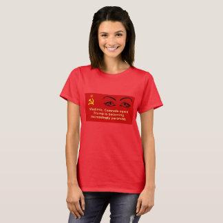Paranoid Trump T-Shirt