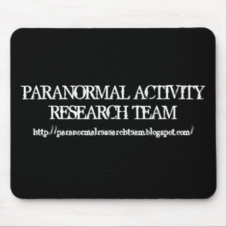 Paranormal Activity Research Team Mousepad