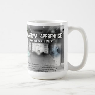 Paranormal Apprentice coffee cup Coffee Mugs