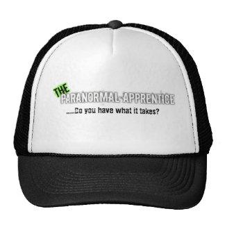 Paranormal Apprentice trucker hat