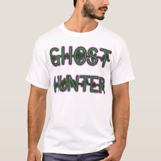 Paranormal (Ghost Hunter) White 2 T-Shirt