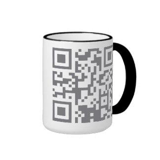 Paranormal Investigator Bar Code Mug