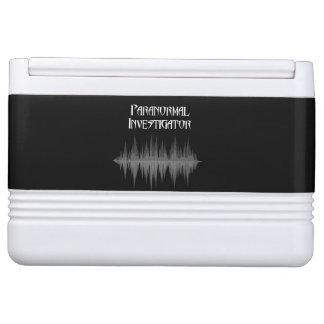 Paranormal Investigator Soundwave cooler Igloo Cool Box