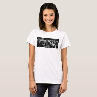 Paranormal Investigator T Shirt Women's