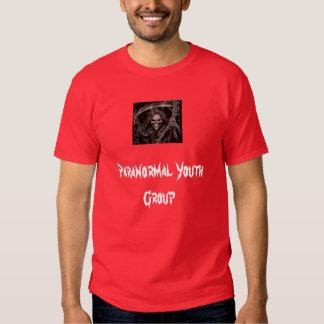 Paranormal Youth Group Tshirts