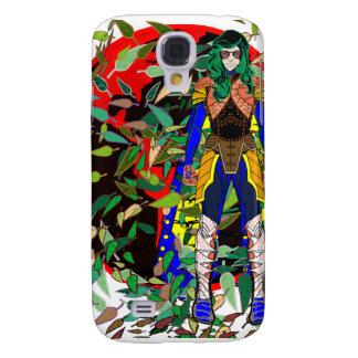 PARAPHRAZE comic book Full Hero Phone Case Galaxy S4 Case