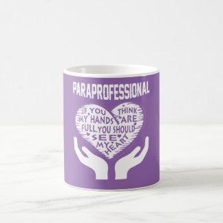 Paraprofessional Coffee Mug