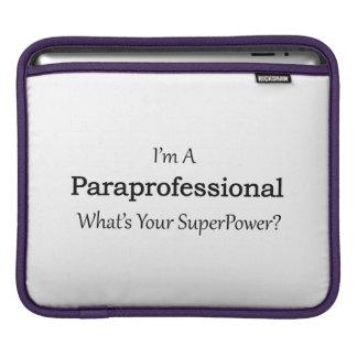 Paraprofessional iPad Sleeve