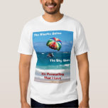 Parasailing Love T Shirts
