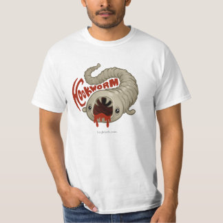 PARASITES: Hookworm (Necator) T-Shirt