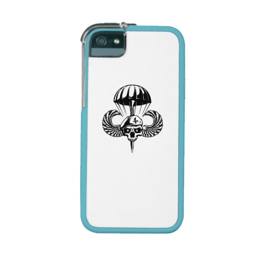 Paratrooper Skull iPhone 5 Case