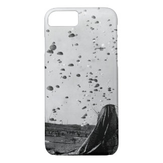 Paratroopers of the 187th RCT_War Image iPhone 7 Case
