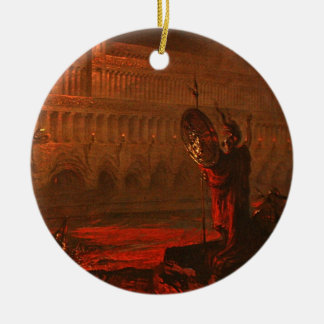 Parau na te Varua ino (Words of the Devil), 1892 Christmas Ornament