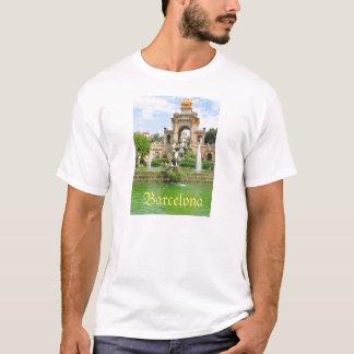 Parc de la Ciutadella in Barcelona T-Shirt