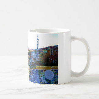 Parc Guell, Barcelona, Spain Coffee Mug