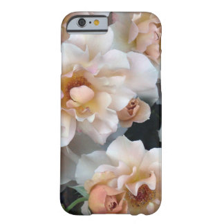 Parchment Roses Barely There iPhone 6 Case