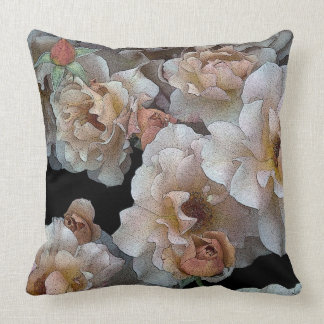 Parchment Roses Cushion