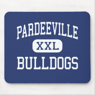 Pardeeville - Bulldogs - High - Pardeeville Mouse Mat