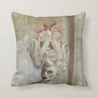 Pardon Madame, Throw Pillow