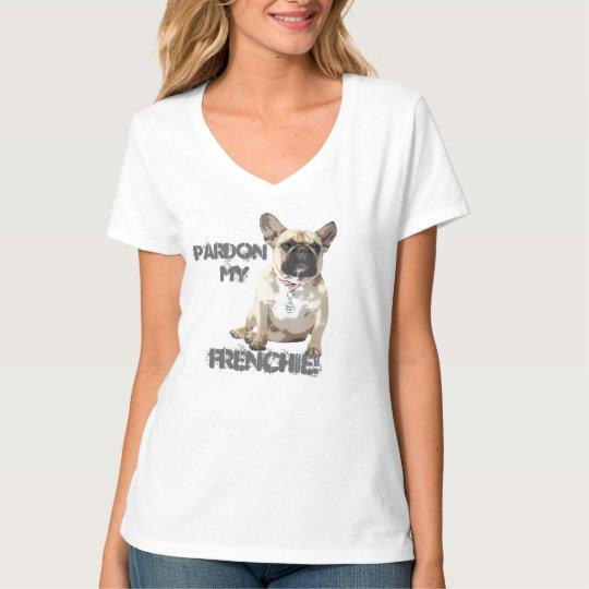 Pardon My Frenchie T Shirt
