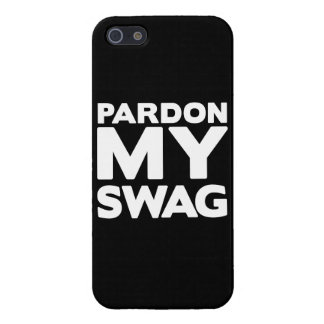 Pardon My Swag iPhone 5 Cover