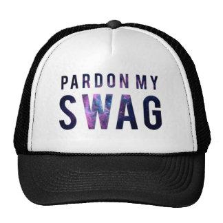 Pardon My Swag Snapback Cap