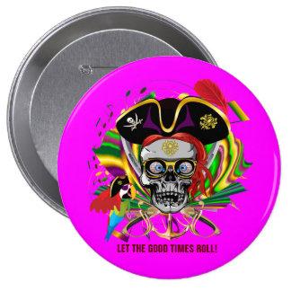 Parent 10 Cm Round Badge