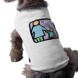 Parent and Child Pet T Shirt