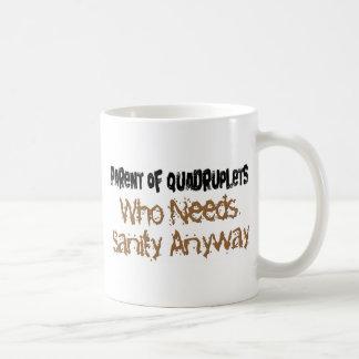 Parent of QUADRUPLETS Mug