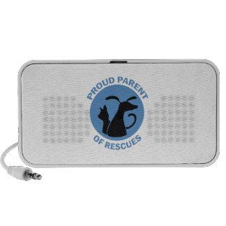 PARENT OF RESCUES MP3 SPEAKER